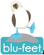 Blu Feet