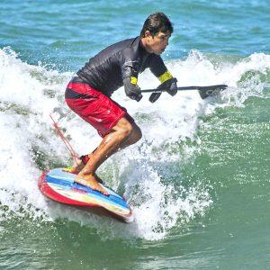 Paddleboard Surfer Jonas Letieri